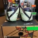 100% authentic Nike Lebron 11 alligator size 9.5 647780 735