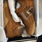 Air Jordan 4 Premium Ginger Wheat
